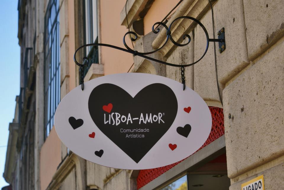 Lisboa-Amor