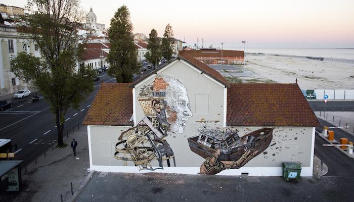 public art tours